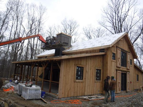 new timber frame 11