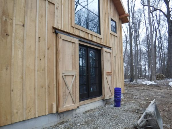 new timber frame 12