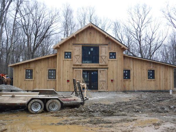 new timber frame 13