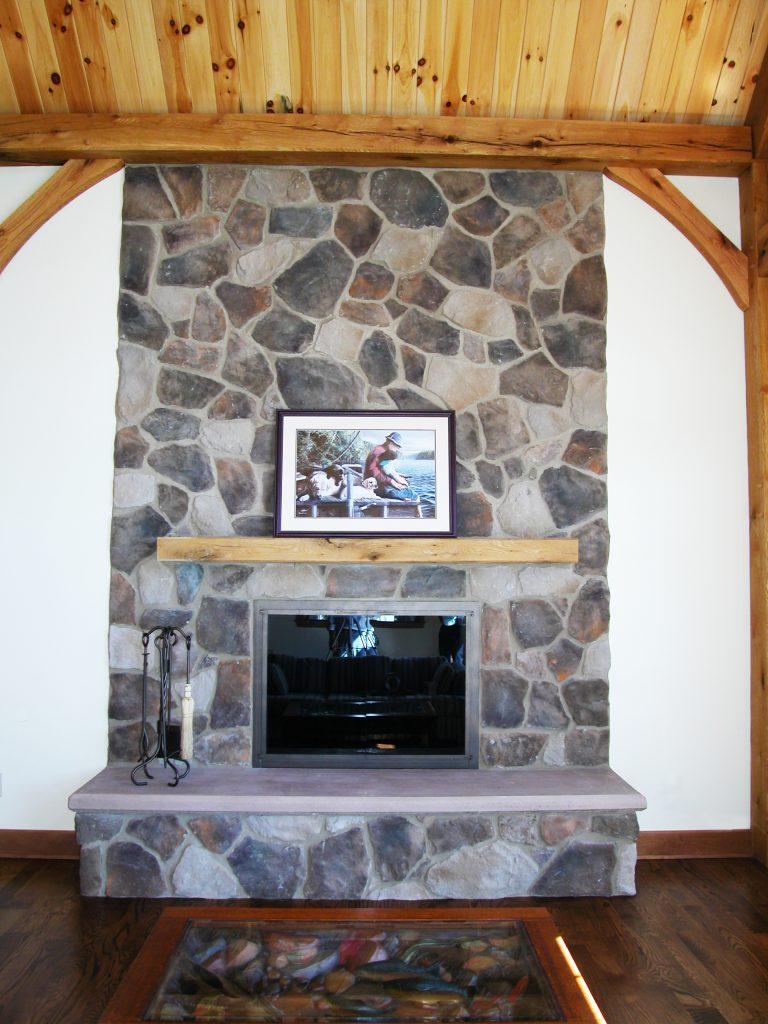 AV - Fireplace