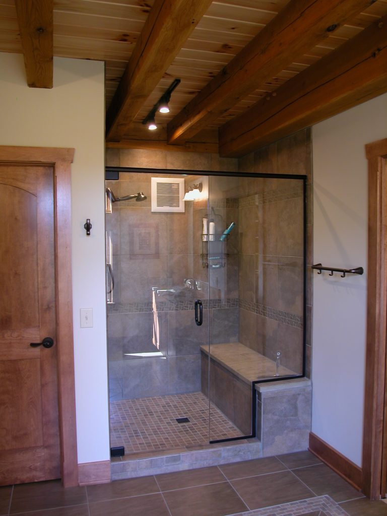 AV - Master Bath Shower